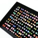 100-paires-ensemble-al-atoire-plante-Fruit-Animal-boucles-d-oreilles-pour-femmes-filles-enfants-bijoux