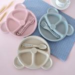 B-b-bol-cuill-re-fourchette-alimentation-nourriture-vaisselle-dessin-anim-Panda-enfants-plats-b-b
