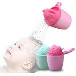 Dessin-anim-mignon-b-b-casquettes-de-bain-flaque-d-eau-shampooing-tasse-enfants-bain-Bailer