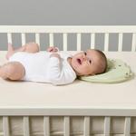 Nouveau-n-infantile-Anti-rouleau-oreiller-t-te-plate-cou-pr-venir-soutien-infantile-b-b