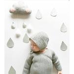 D-coration-de-la-maison-nordique-enfants-tente-d-coration-nuage-feutre-goutte-de-pluie-pendentif