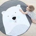 Animaux-de-bande-dessin-e-b-b-jouer-tapis-Pad-enfant-en-bas-ge-enfants-ramper-tapis déveil