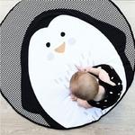 tapis d'éveil - Animaux-de-bande-dessin-e-b-b-jouer-tapis-Pad-enfant-en-bas-ge-enfants-ramper