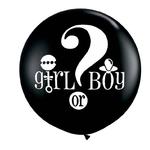36-pouces-sexe-r-v-ler-ballon-fille-ou-gar-on-noir-Latex-ballon-autocollants-confettis