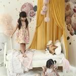 Moustiquaire-canop-e-pour-lit-de-b-b-rideau-de-literie-tente-de-jeu-princesse-rose