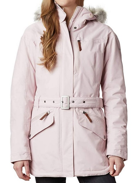 Columbia Carson Pass II Jacket - Mineral Pink