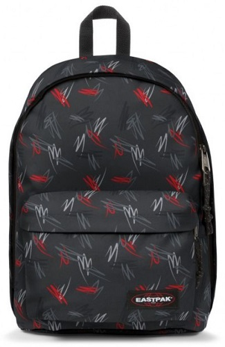 Eastpak Out Of Office - Scribble Black