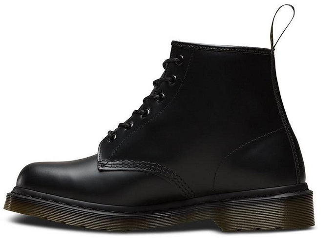 Dr Martens 101 Black Smooth