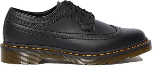 Dr Martens 3989 Vegan Felix Rub Off Black
