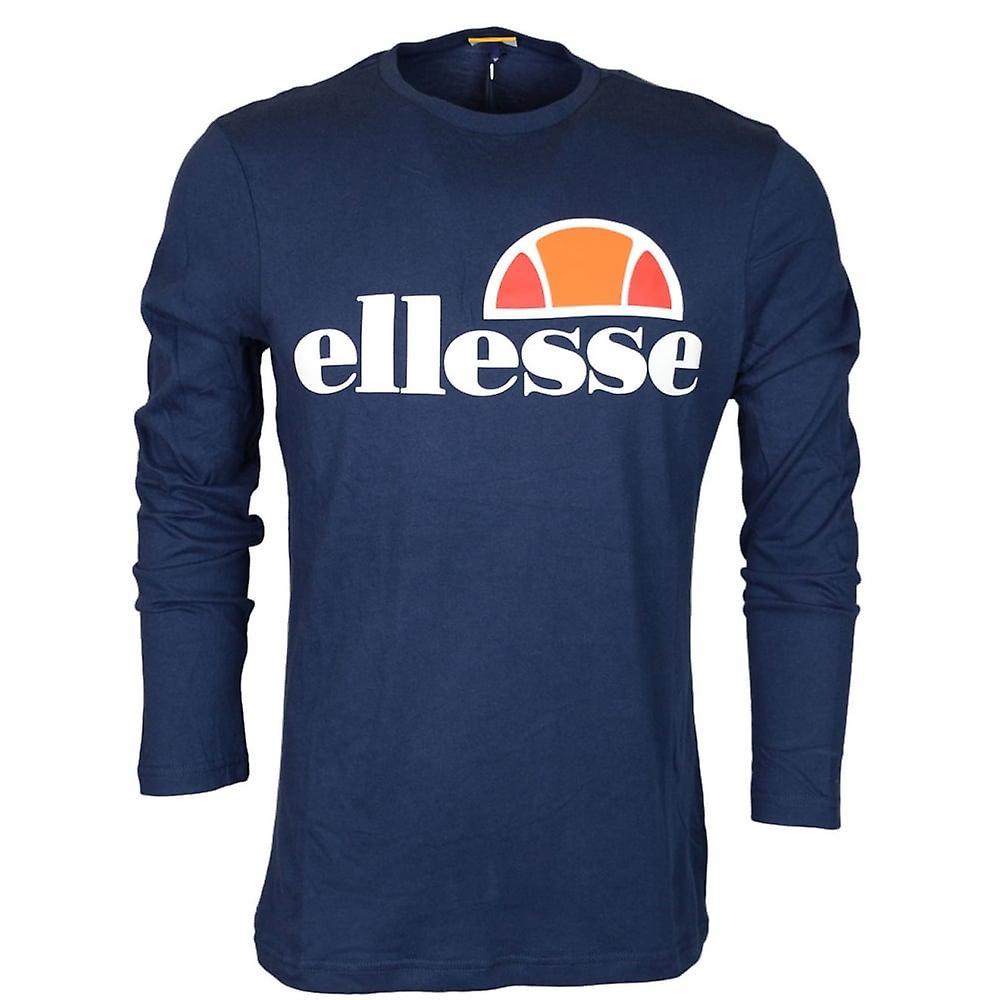 Ellesse - T-shirt manches longues Grazie - Navy Blue