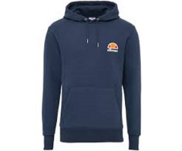 Ellesse -  Sweat Hoody modèle Toce - Navy Blue