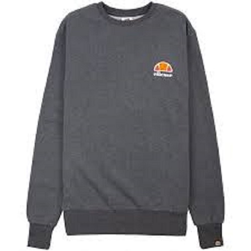 Ellesse - Sweat crewneck Diveria - Gris Anthracite
