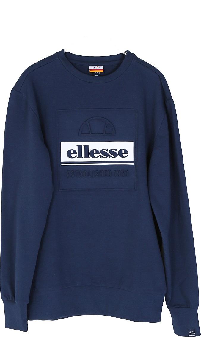 Ellesse - Sweatshirt modèle Catria - Navy Blue