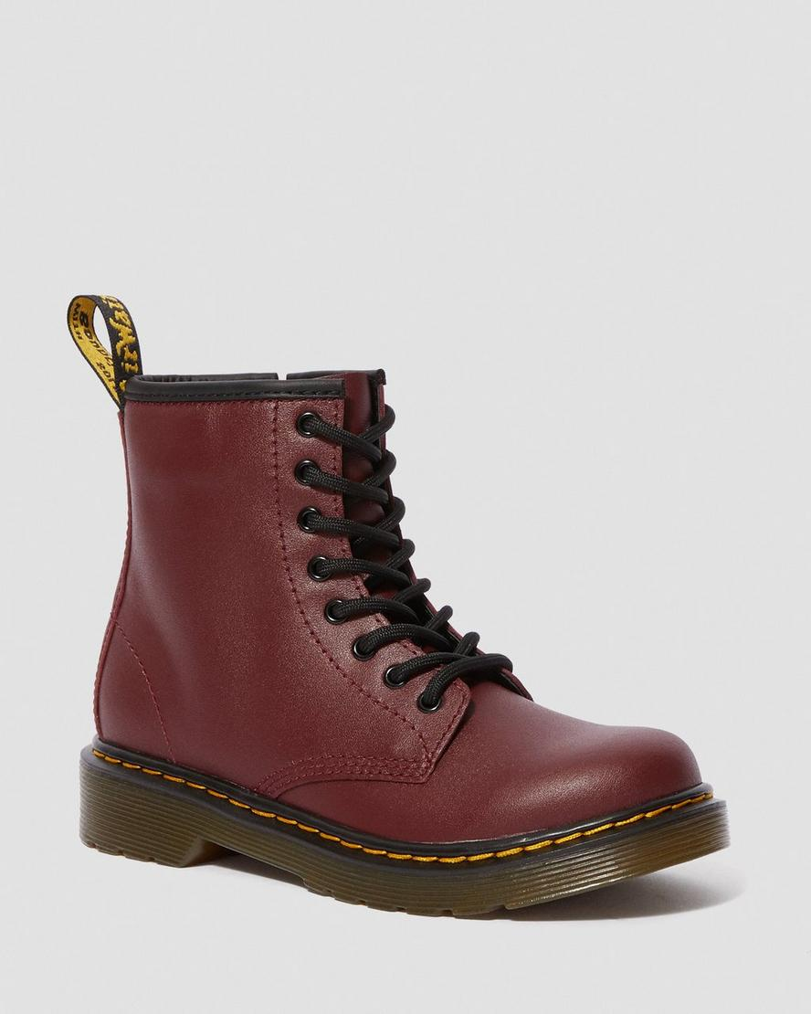Dr Martens 1460 J Cherry red softy T