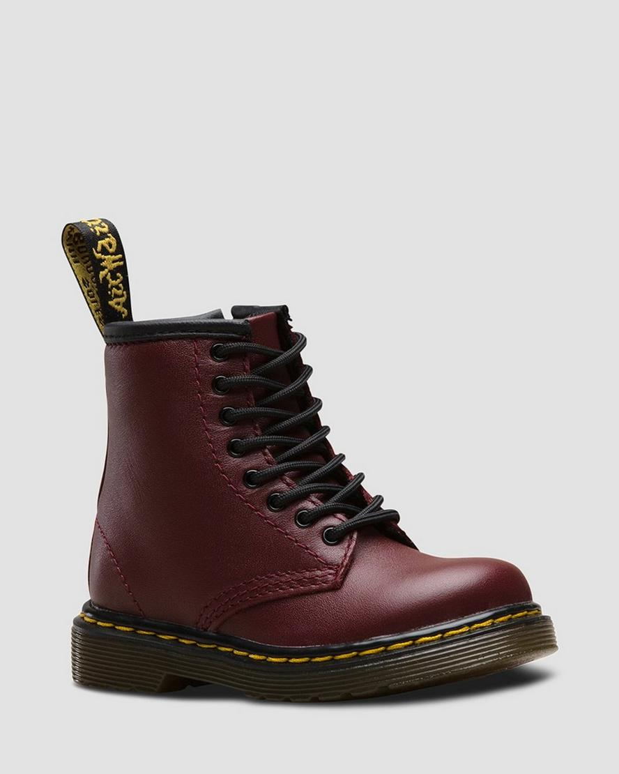 Dr Martens 1460 T cherry red softy T