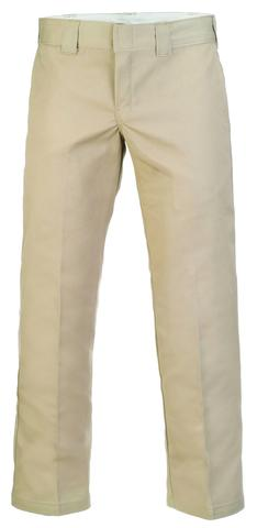 Dickies Slim Straight Work Pant 873 Khaki