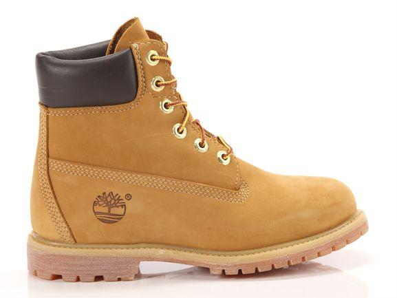 Timberland Boot 6-Inch Femme jaune