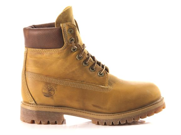 Timberland Boot Heritage Classic 6-Inch Boot Homme jaune