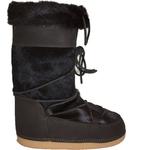 Boot fourrure Marron 1