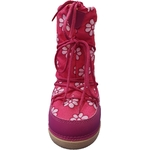 Boot Fleur Face