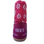 Boot Fleur Dos