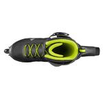 Rollerblade Zetrablade Elite Noir Lime Homme  2