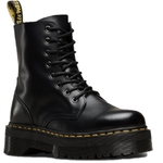 Dr Marten Jadon Plateforme Polished Black Smooth 15265001 3