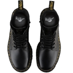 Dr Marten Jadon Plateforme Polished Black Smooth 15265001 6