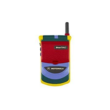 Motorola StarTac 70 Rainbow