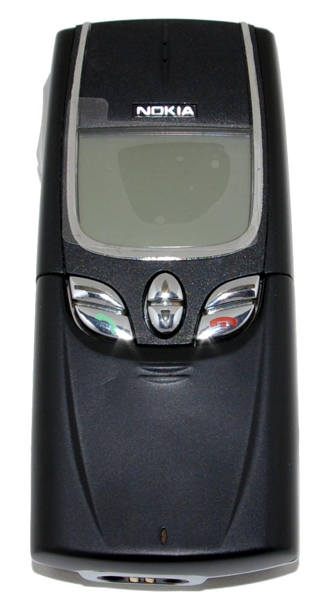 Nokia 8850 Black