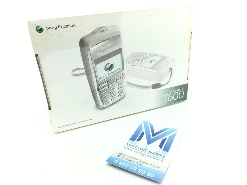 Sony Ericsson T600 Silver