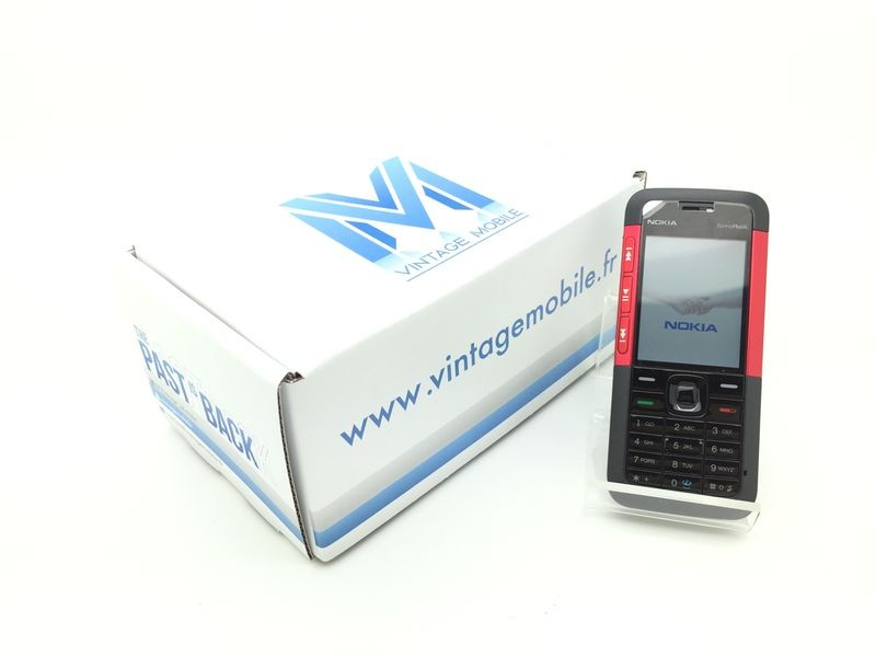 Nokia 5310 XpressMusic Red