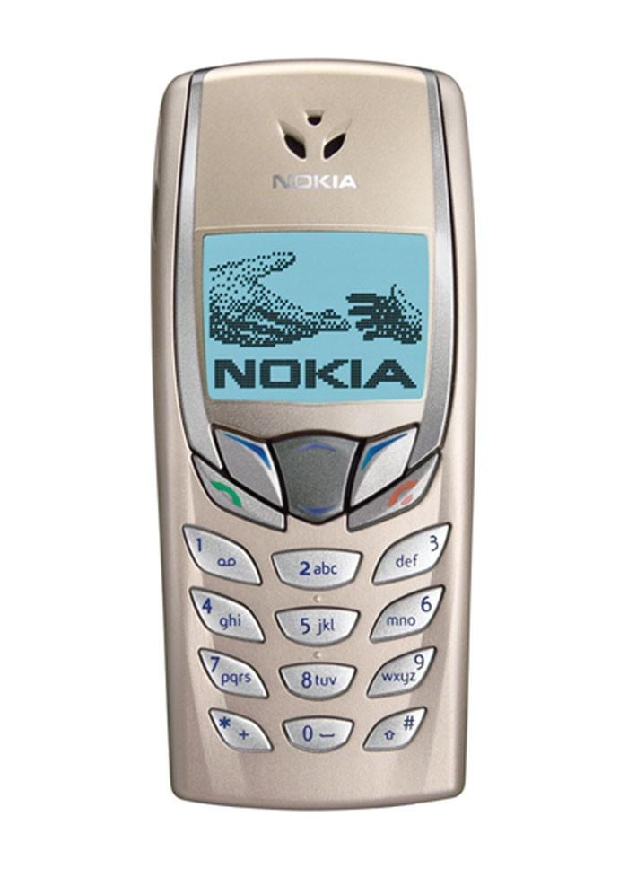 Nokia 6510 Beige