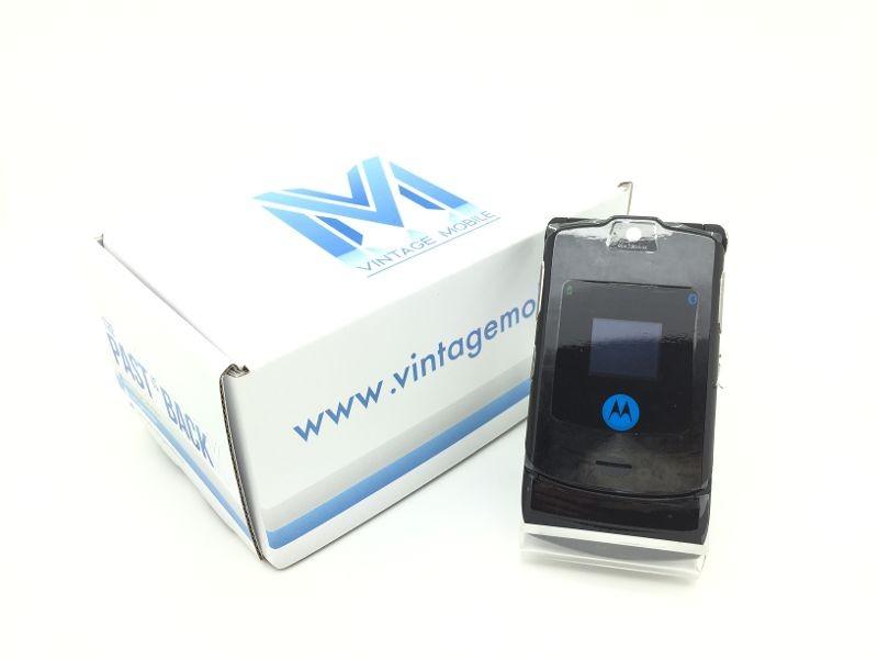 Motorola RAZR V3i Black