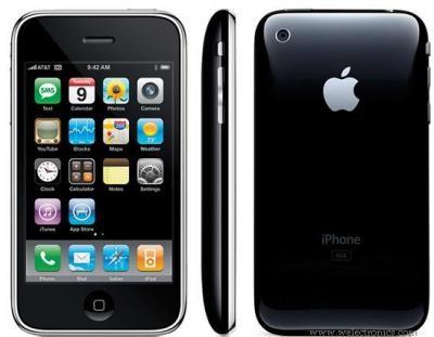 IPHONE 3GS 16GO Black