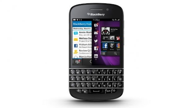 BLACKBERRY Q10 NOIR