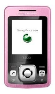 SONY ERICSSON T303 Pink