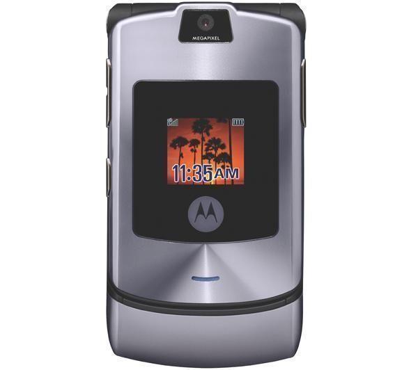 Motorola RAZR V3i Dark Gray
