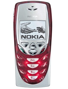 Nokia 8310 red