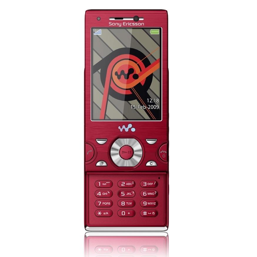 SONY ERICSSON W995 RED