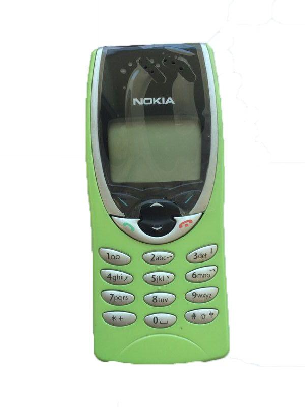 Nokia 8210 green