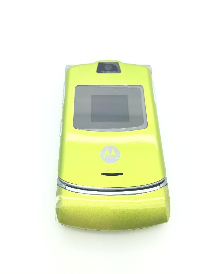 Motorola V3 Green