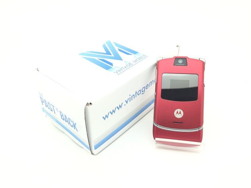 Motorola V3 Red