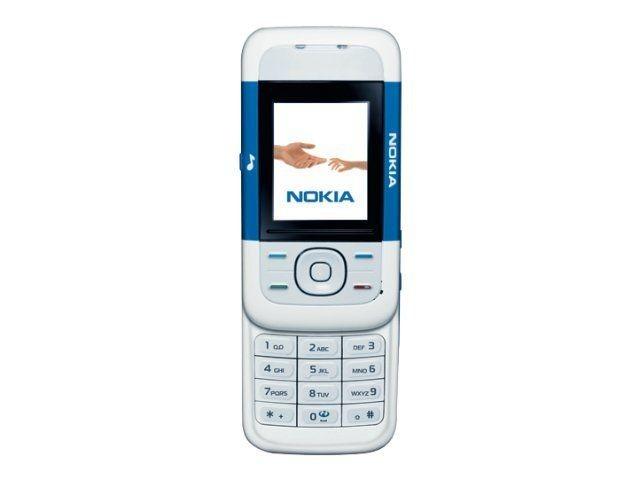 Nokia 5200 Blue