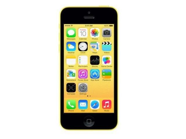 Iphone 5C 16 GO yellow
