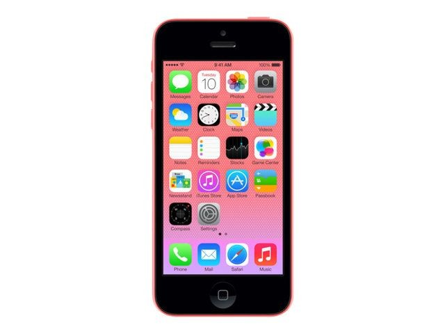 Iphone 5C 16 GO pink