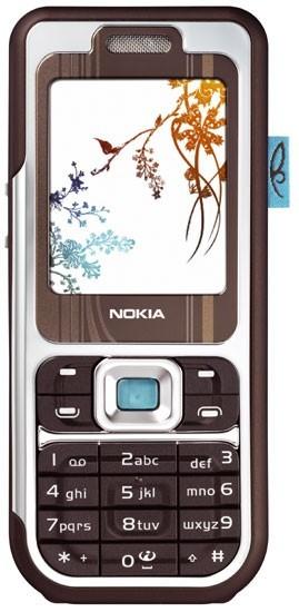 Nokia 7360 Black
