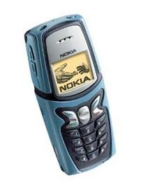 Nokia 5210 blue