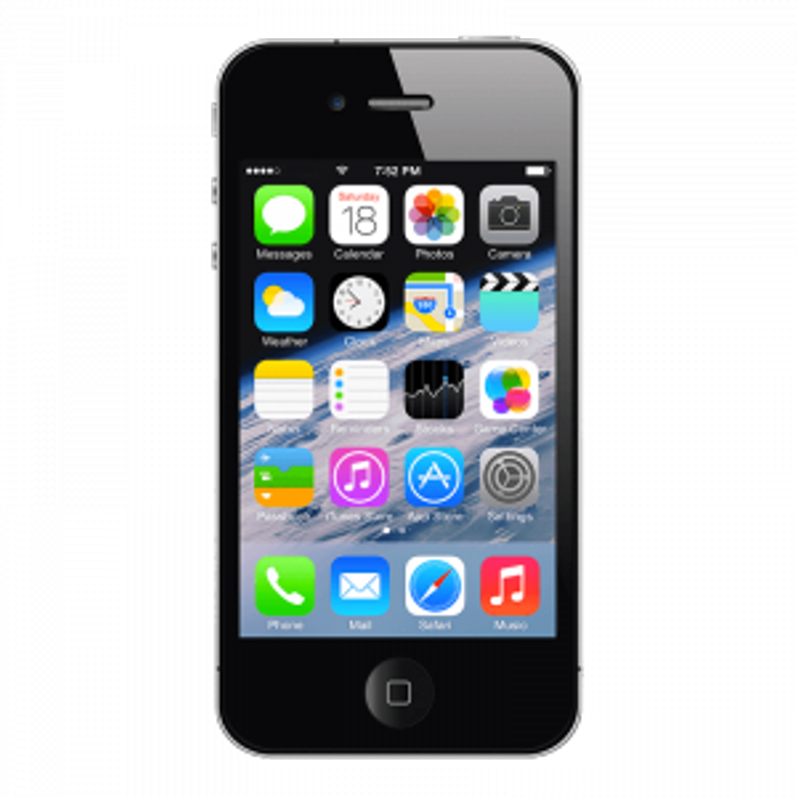 IPHONE 4 16 GO NOIR