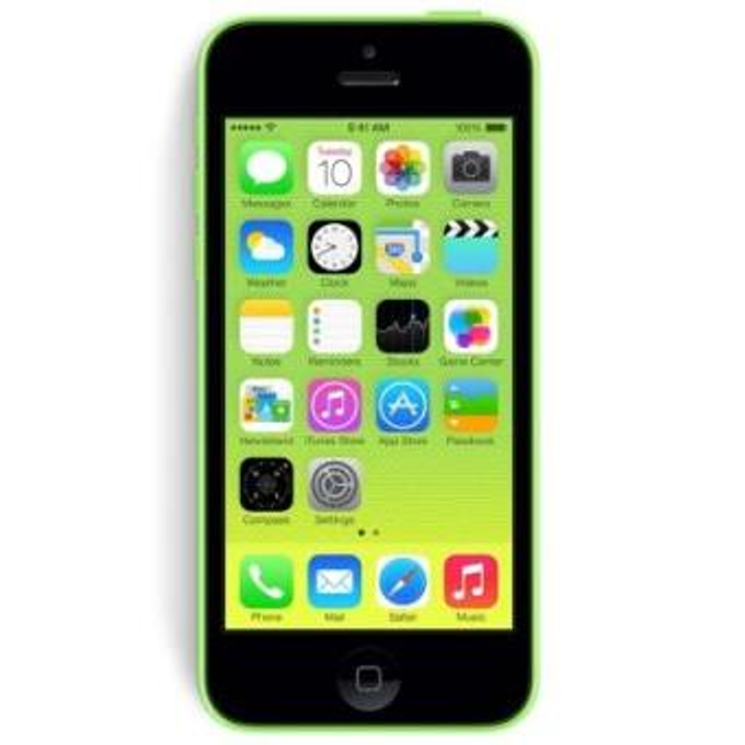 Iphone 5C 16 GO green